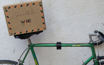WINERECORDER: La Bicicleta